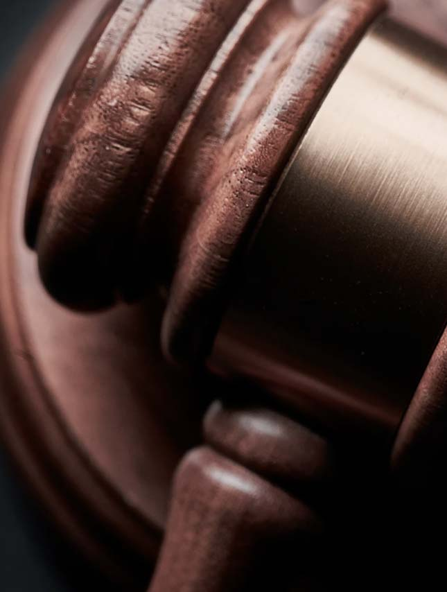court- services gavel
